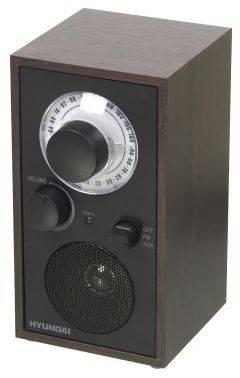 Радиоприемник Hyundai H-SRS140 венге