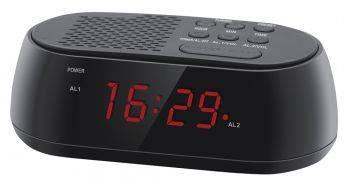 Радиобудильник Hyundai H-RCL210 черный