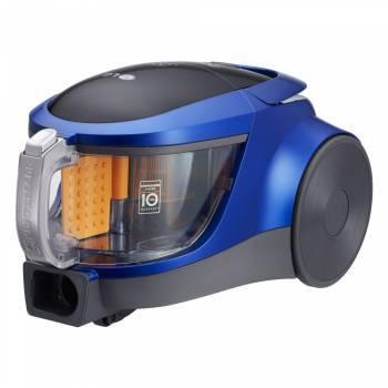 Пылесос LG VK76A09NTCB голубой металлик
