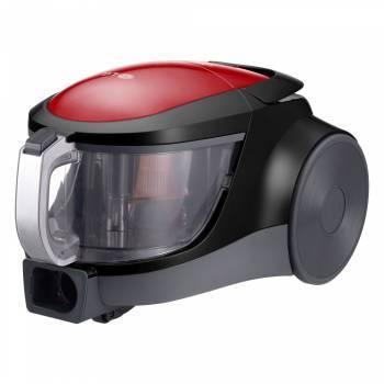 Пылесос LG VK76A06NDR красный