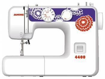 Швейная машина Janome 4400 белый