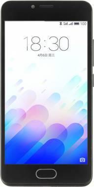 Смартфон Meizu M5c M710H 16ГБ черный