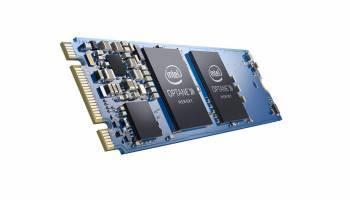 Накопитель SSD Intel Optane MEMPEK1W016GAXT, объем накопителя 16Gb, форм-фактор: M.2 2280, интерфейс: PCI-E, скорость чтения до 900Мб/с, скорость записи до 145Мб/с (MEMPEK1W016GAXT 957790)