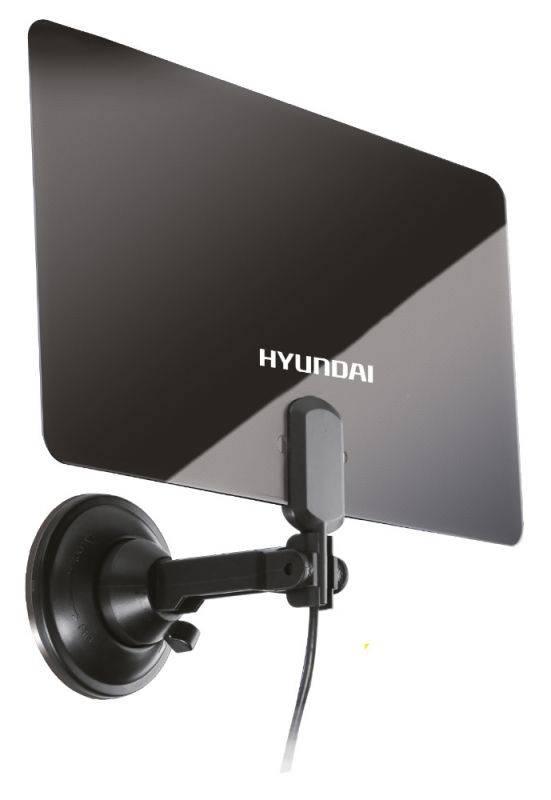 Телевизионная антенна Hyundai H-TAI220 черный - фото 1