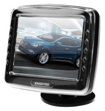 Автомобильный монитор Digma DCM-350 (DCM-350)
