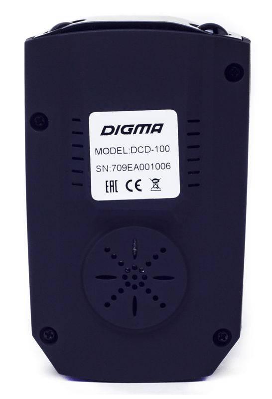 Радар-детектор Digma DCD-100 - фото 8