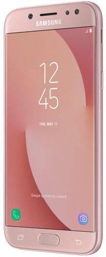 Смартфон Samsung Galaxy J5 (2017) SM-J530FM/DS 16ГБ розовый (SM-J530FZINSER) - фото 5