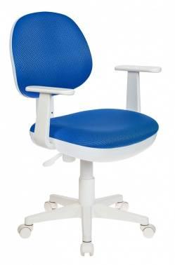 Кресло детское Бюрократ CH-W356AXSN / BLUE синий