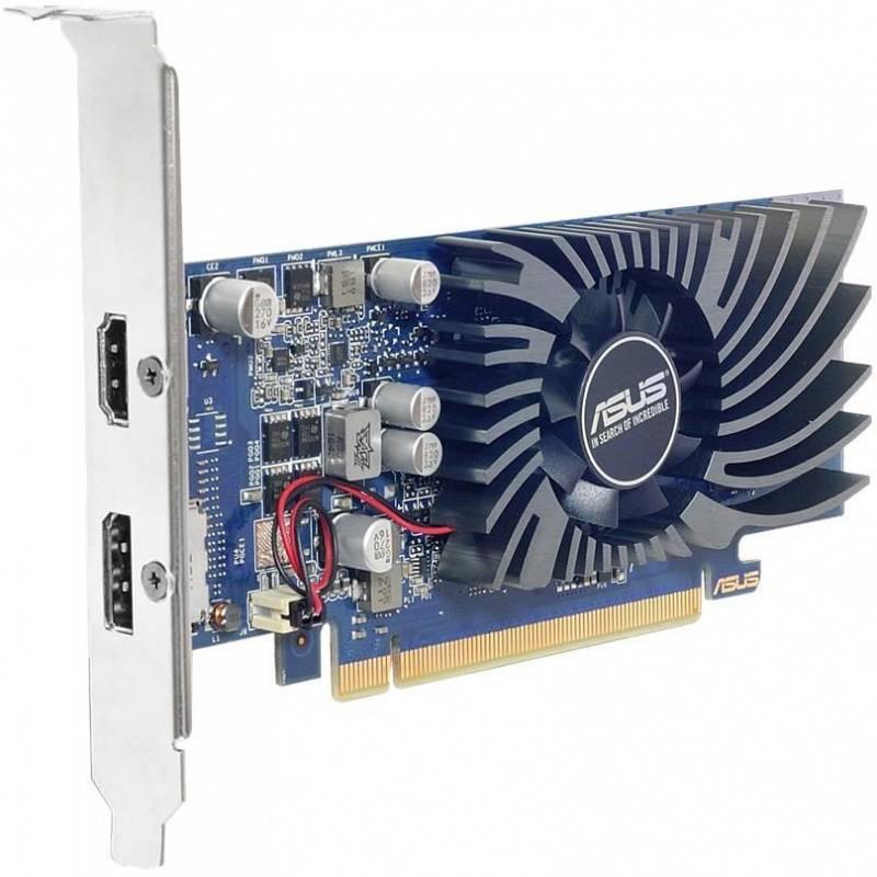 Видеокарта Asus GeForce GT 1030 2048 МБ (GT1030-2G-BRK) - фото 1