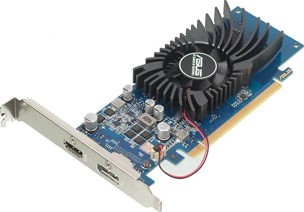 Видеокарта Asus GeForce GT 1030 2048 МБ (GT1030-2G-BRK) - фото 5
