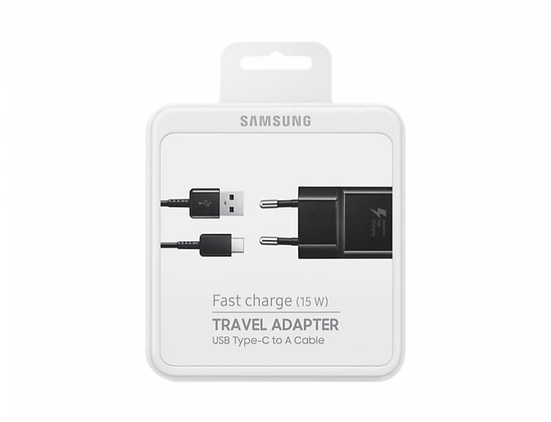 Сетевое зар./устр. Samsung EP-TA20EBECGRU черный - фото 5