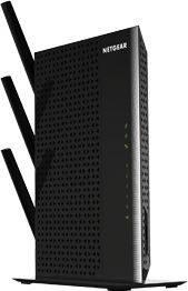 Повторитель беспроводного сигнала NetGear EX7000-100PES черный
