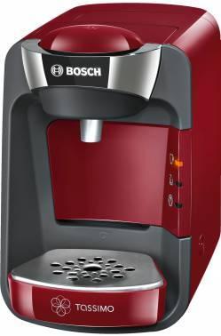 Кофемашина Bosch Tassimo TAS3203 красный