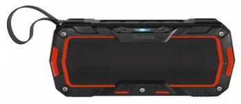Колонка портативная Hama Rockman-L черный / красный (00173111)