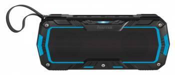 Колонка портативная Hama Rockman-L черный/синий (00173112)