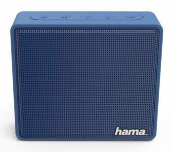 Колонка портативная Hama Pocket синий (00173121)