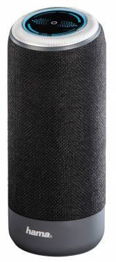 Колонка портативная Hama Soundcup-S черный/серебристый (00173162)