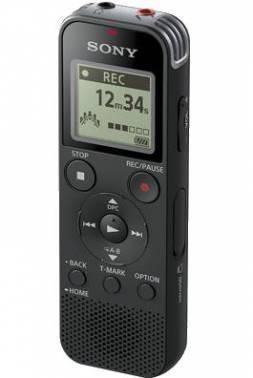 Диктофон 4Gb Sony ICD-PX470 черный (ICDPX470.CE7)