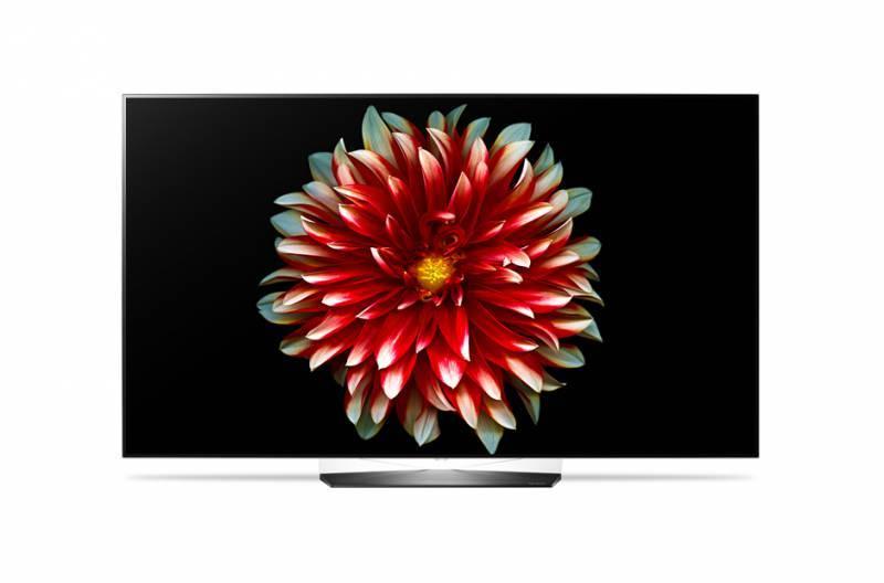 """Телевизор LED 55"""" LG 55EG9A7V черный - фото 1"""