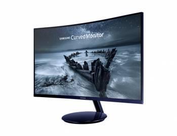 Монитор 27 Samsung C27H580FDI черный