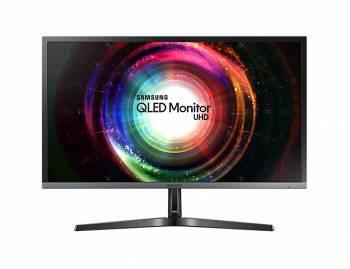 Монитор 27.9 Samsung U28H750UQI черный