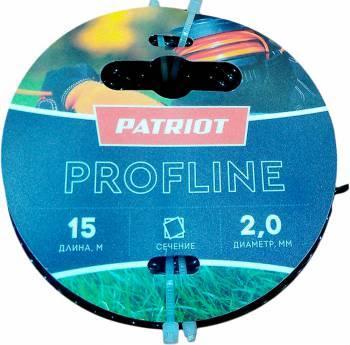 Леска для садовых триммеров Patriot Profline (805402201)