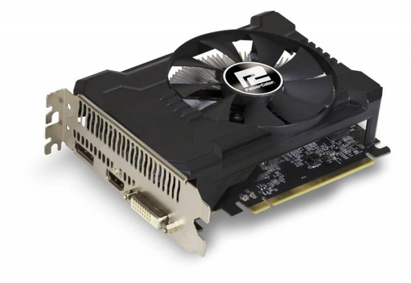 Видеокарта PowerColor Radeon RX 560 2048 МБ - фото 3