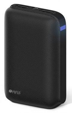 Мобильный аккумулятор HIPER SP7500 черный (SP7500 BLACK)