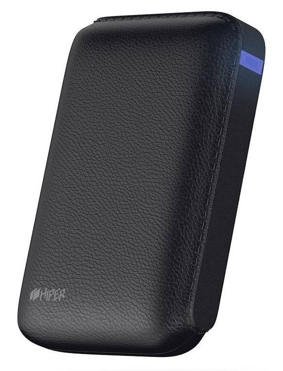 Мобильный аккумулятор HIPER SP7500 черный (SP7500 BLACK) - фото 2