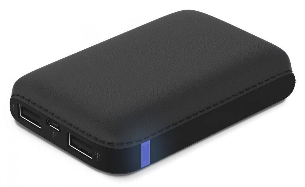 Мобильный аккумулятор HIPER SP7500 черный (SP7500 BLACK) - фото 4