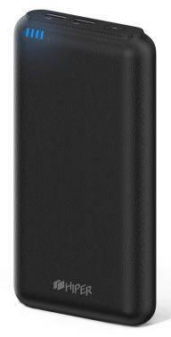 Мобильный аккумулятор HIPER SP20000 черный (SP20000 BLACK)