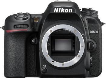 Фотоаппарат Nikon D7500 черный, Body