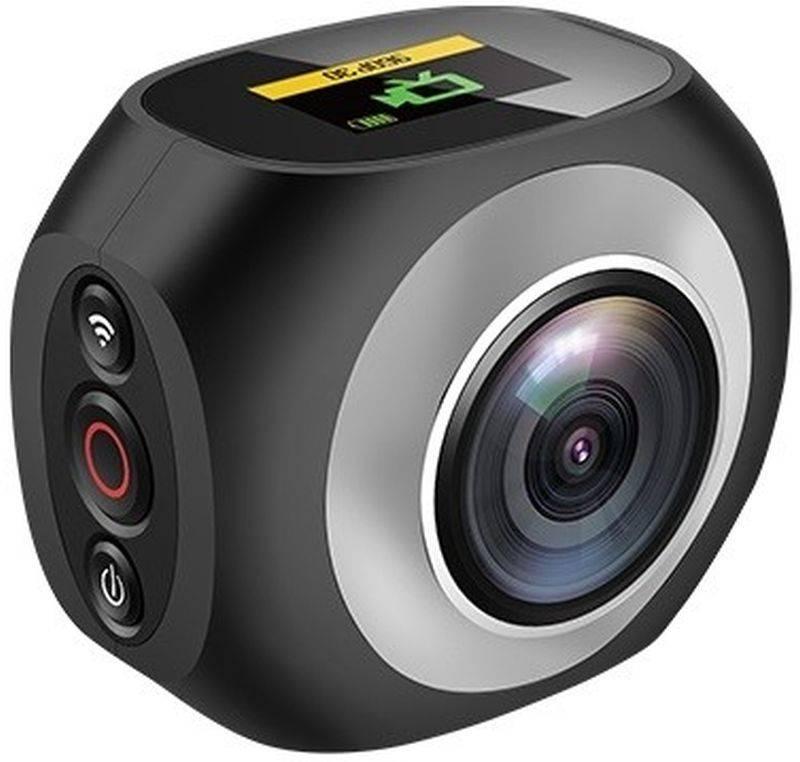 Экшн-камера X-Try XTC360 черный - фото 1
