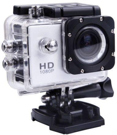 Экшн-камера SJCam SJ4000 белый - фото 2