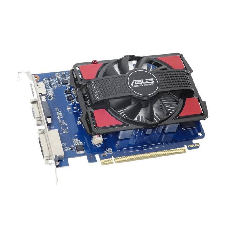 Видеокарта Asus GeForce GT 730 2048 МБ (GT730-2GD3-V2) - фото 2