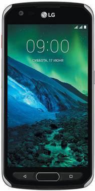Смартфон LG X venture M710ds 32ГБ черный