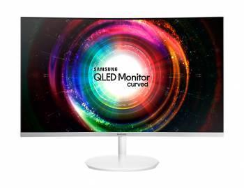 Монитор 31.5 Samsung C32H711QEI белый