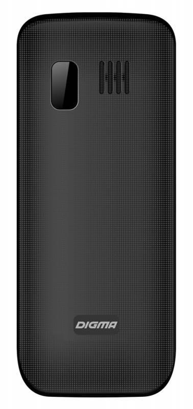 Мобильный телефон Digma A101 2G Linx черный - фото 2