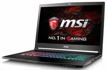 Ноутбук 17.3 MSI GS73VR 7RG(Stealth Pro)-026RU (9S7-17B312-026) черный