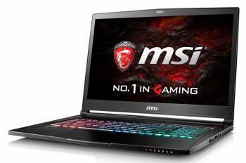 Ноутбук 17.3 MSI GS73VR 7RF(Stealth Pro)-279RU (9S7-17B112-279) черный