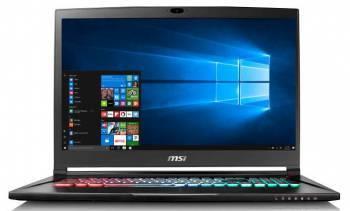 Ноутбук 17.3 MSI GS73VR 7RF -280RU черный
