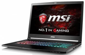 Ноутбук 17.3 MSI GE73VR 7RF(Raider)-060RU (9S7-17C112-060) черный