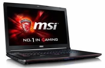 Ноутбук 17.3 MSI GE72MVR 7RG(Apache Pro)-056RU черный
