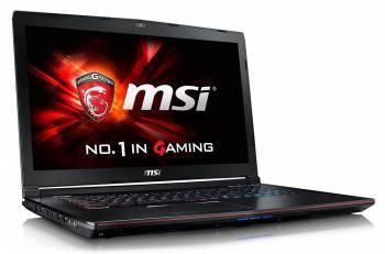 Ноутбук 17.3 MSI GE72MVR 7RG(Apache Pro)-016XRU черный