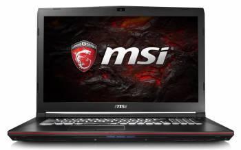Ноутбук 17.3 MSI GP72M 7REX(Leopard Pro)-1012RU черный