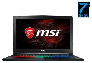 Ноутбук 17.3 MSI GP72M 7REX(Leopard Pro)-1013RU (9S7-1799D3-1013) черный