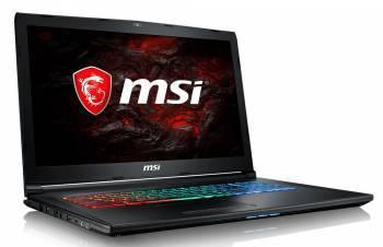 Ноутбук 17.3 MSI GP72M 7RDX(Leopard)-1016RU черный