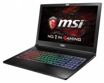 Ноутбук 15.6 MSI GS63VR 7RF(Stealth Pro 4K)-409RU (9S7-16K212-409) черный