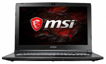Ноутбук 15.6 MSI GP62M 7REX(Leopard Pro)-1657RU черный