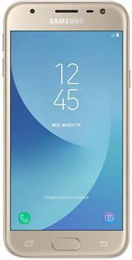 Смартфон Samsung Galaxy J3 (2017) SM-J330F 16ГБ золотистый (SM-J330FZDDSER)